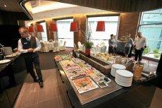 Sieć hoteli Qubus jako jedna z pierwszych w Polsce zaczęła eksperymentować z finger food.