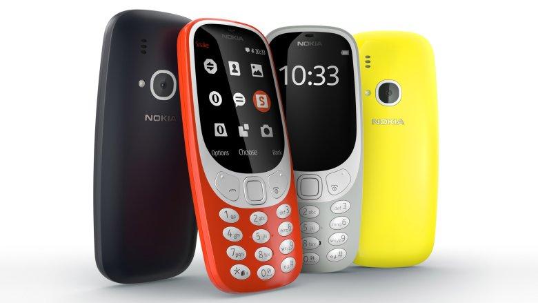 Nowa Nokia 3310.