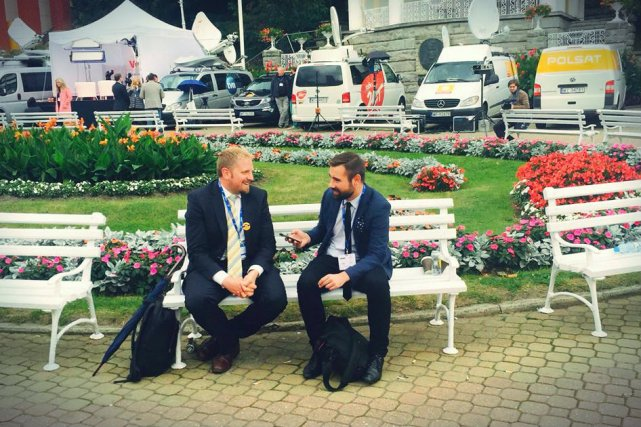 Prezydent Jedlička w rozmowie z INNPoland
