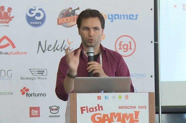 Alex Nichiporchik, szef studia tinyBuild.