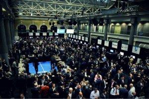 Konferencję innowacji finansowych Finovate w Londynie odwiedza co roku półtora tysiąca gości z branży finansów, bankowości i IT