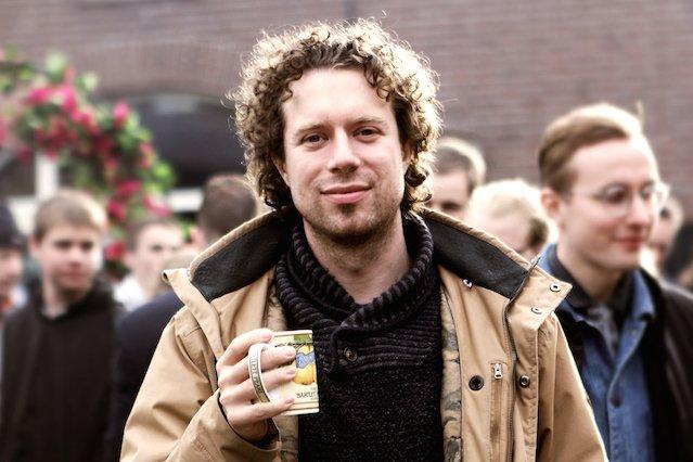 Marcin Czyża, pomysłodawca i twórca ExpatExit.com i ByeByeUS.com