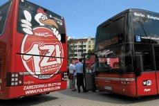 Mali przewoźnicy doprowadzili do wstrzymania połączeń Polskiego Busa na trasie Warszawa-Lublin-Rzeszów