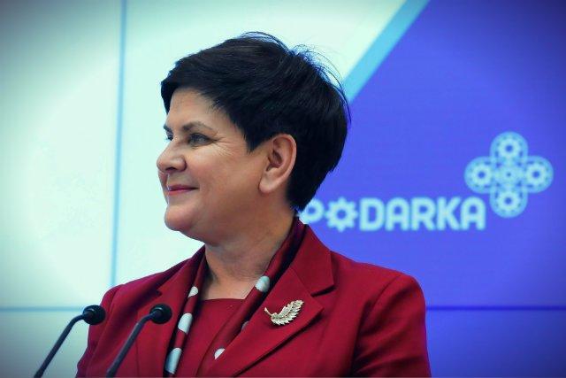 Beata Szydło otrzymała w 2016 r. z tytułu nagród ponad 30 tys. zł.