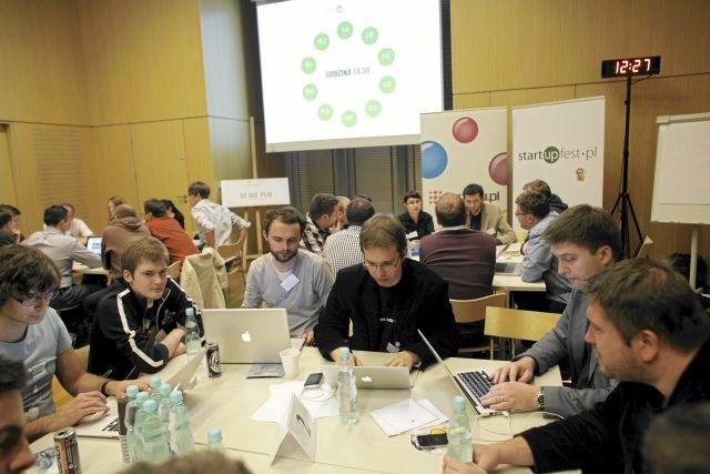 Startup Fest, jedna w wielu imprez dla młodych przedsiębiorców