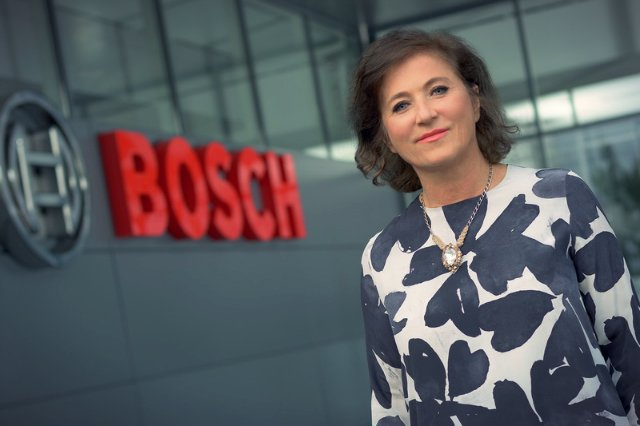 Krystyna Boczkowska, prezes Robert Bosch Sp. z o.o.