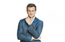 Tomasz Domogała, jeden z najmłodszych polskich milionerów