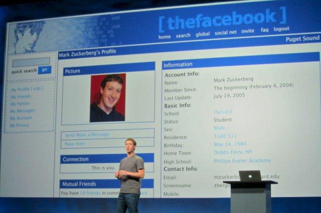 Mark Zuckerberg sprzedał skromny kawałek Facebooka jedynie Microsoftowi.