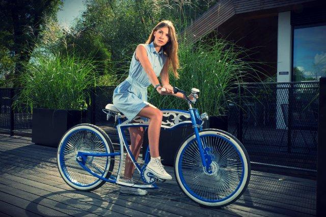 Adam Zdanowicz stworzył start-up MAD Bicycles, który konstruuje rowery szyte na miarę.