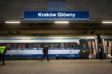 Pociąg, w którym doszło do dramatycznych wydarzeń, kursuje na trasie Kraków-Kołobrzeg.