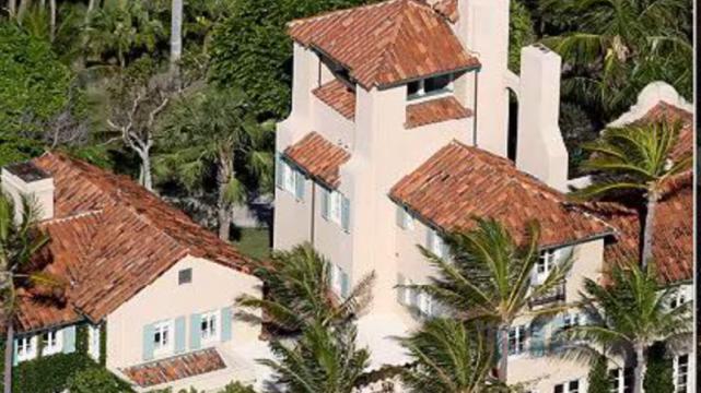 Tak wygląda willa położona w Palm Beach na Florydzie, za którą Paul Tudor Jones zapłacił 71 mln dolarów.
