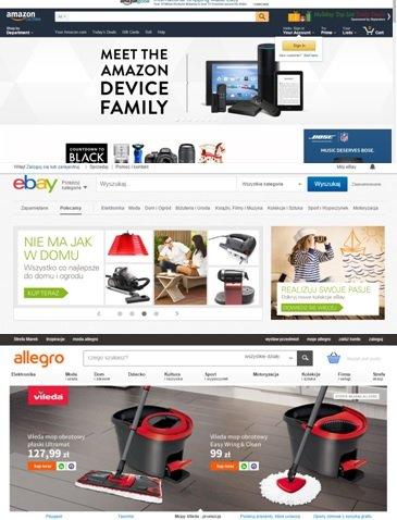 Popularne platformy zakupowe