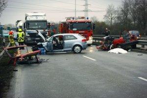 Jedna śmiertelna ofiara wypadku to dla gospodarki koszt 1,9 mln złotych
