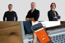 Zespół Cyberus Labs:George Slawek (P), Jack Wolosiewicz (C), Marek Ostafil (P).