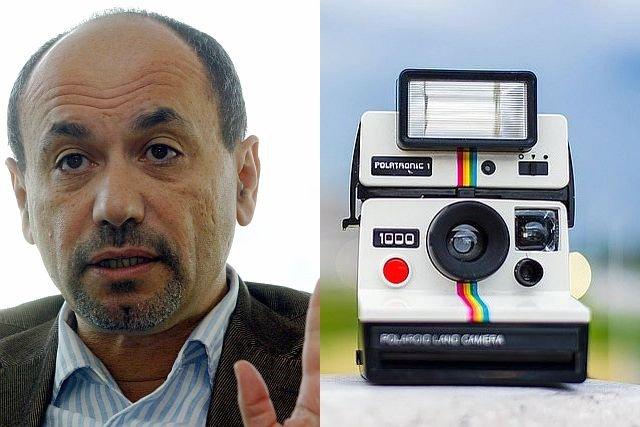 Wiaczesław Smołokowski kupił markę Polaroid