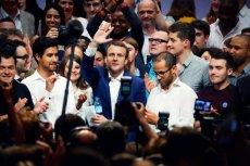 W niedzielnych wyborach Macron zdobył 66 proc. głosów