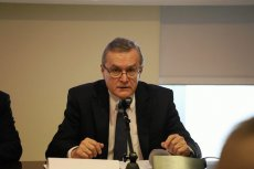 Minister Kultury, prof. Piotr Gliński