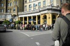 Kawiarnia, która była legendą pokolenia milenialsów: Charlotte na warszawskim Placu Zbawiciela.
