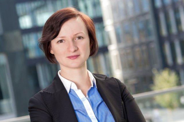 Agnieszka Kucharska,  Kierująca Zespołem produktów i procesu kredytowego bankowości przedsiębiorstw Banku Millennium.