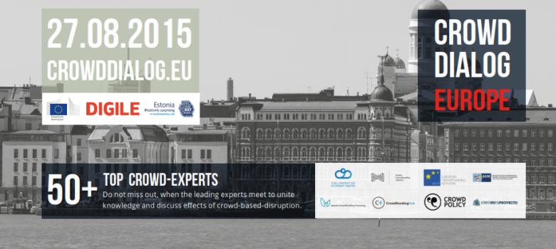 Crowd Dialog Europe 2015