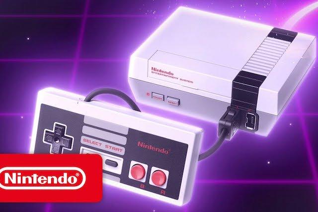 Nowy-stary NES.