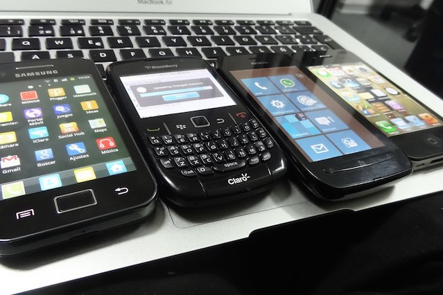 Będziecie tęsknić za telefonami z klawiaturą?