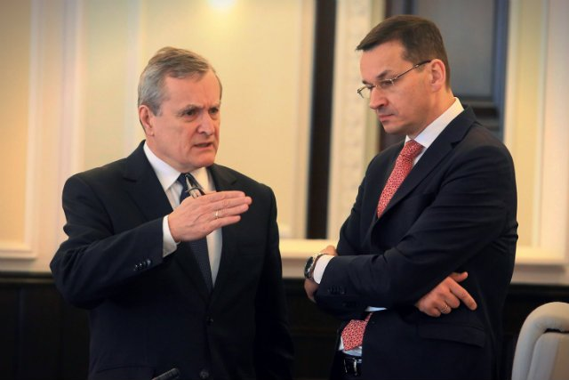 Moody's potwierdziła rating Polski i podniosła jego perspektywę z negatywnej na stabilną.
