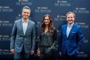 Jurorzy konkursu The Venture - Michał Żebrowski, Agnieszka Oleszczuk-Widawska oraz Marian Owerko