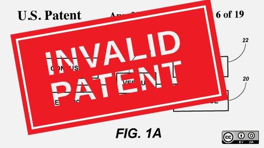 Patent można łatwo obejść