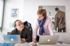 Szymon Midera i Monika Stefaniak, założyciele Shumee.pl