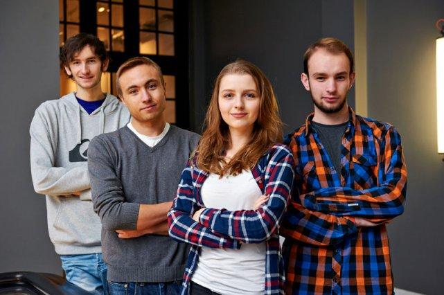 – Naprawdę nie ma na co narzekać. Jeśli włoży się w to trochę pracy, to znaleźć można nawet świetny zespół – mówi Anna Maksymenko.
