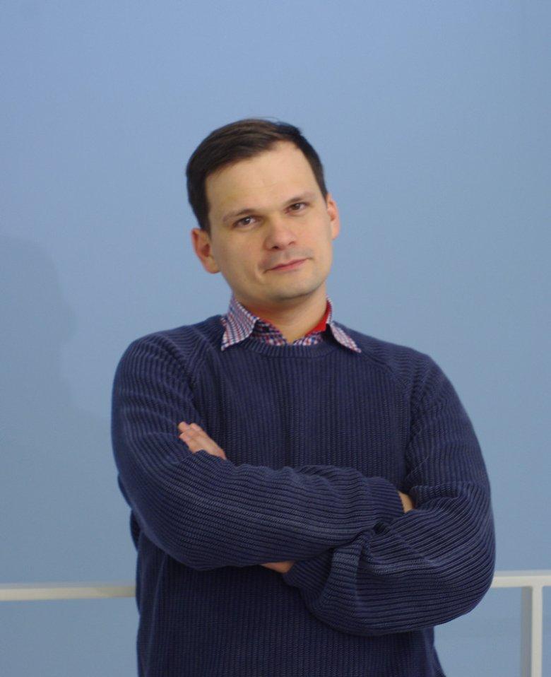 Marcin Wielebski, współzałożyciel Nanores.