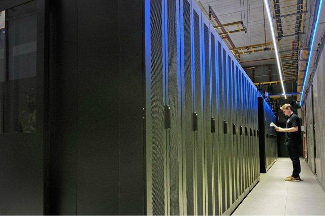 Centrum przetwarzania danych także może ulec atakowi