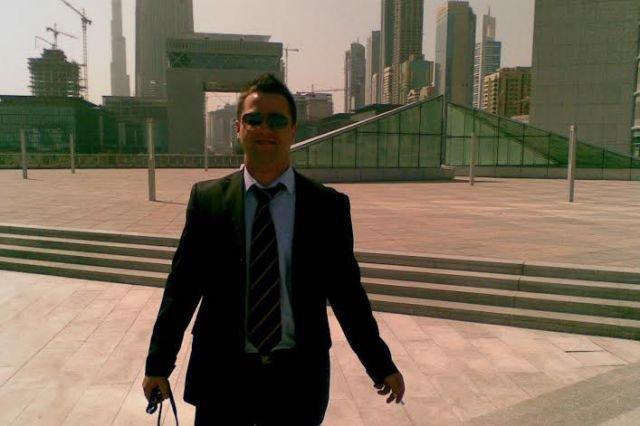 Head-hunter w Dubaju.