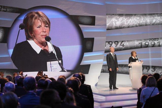 """Olszewska znalazła się na na liście 100 najbardziej wpływowych kobiet biznesu świata według niemieckiego dziennika """"Handelsblatt"""""""