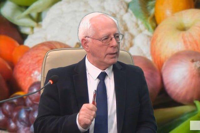 Jerzy Zięba, jeden z najbardziej znanych propagatorów medycyny alternatywnej w Polsce.