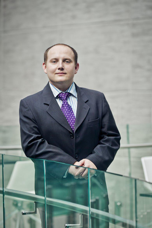 Łukasz Tylczyński - Ekspert ds. Badań i Rozwoju Instytutu Biznesu Rodzinnego