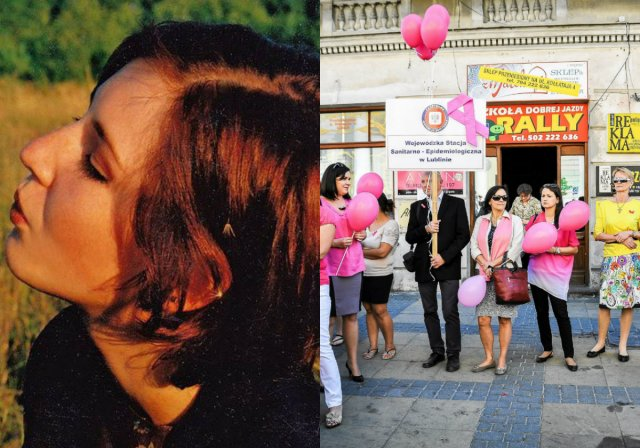 Patrycja Frejowska pracowała dla Avon Polska – firmy, która organizuje akcje walki z rakiem Różowa Wstążka