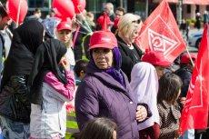 Protest niemieckich związkowców. W ciągu kilku lat z niemieckiego rynku pracy zniknie ok. 2,5 mln pracowników.