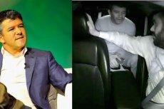 Travis Kalanick, CEO Ubera, musi podszlifowaćzdolności przywódcze.