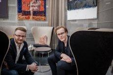 Marcin Dyszyński i Robert Chmielewski stworzyli platformę ShareSpace, która buduje pomost między centrami coworkingowymi a mikrofirmami i start-upami