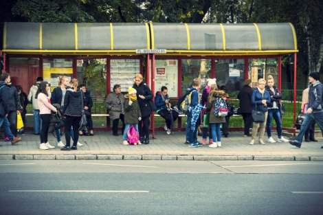 Teraz przynajmniej będziemy wiedzieli, ile poczekamy na autobus.