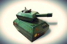 Kot w czołgu jaki jest, każdy widzi.