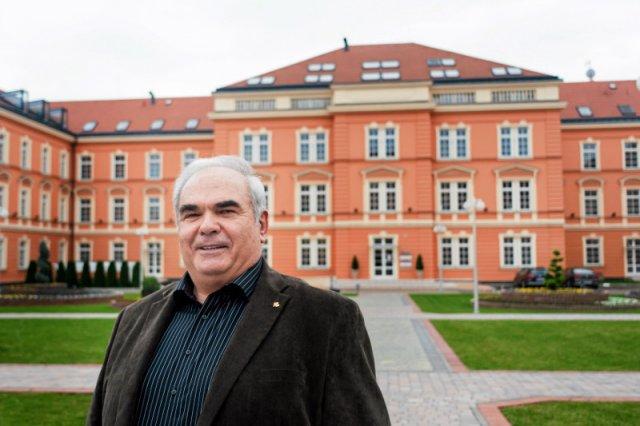 Michael Leier, szef holdingu Leier.