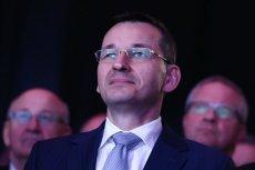 Wojna Morawieckiego z ministrem Tchórzewskim jest już otwarcie komentowana przez polityków Prawa i Sprawiedliwości.