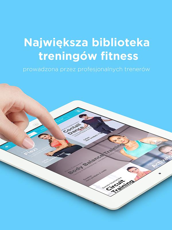 Mobilne centrum fitness.