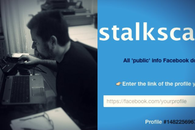 Możliwości Facebook Scanner przerażają