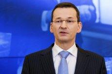 Wicepremier i minister rozwoju, Mateusz Morawiecki