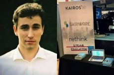 Karol Górnowicz, CEO Skriware