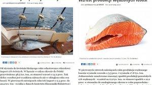 Podobnie jak inne sektory branży mięsnej, rynek rybny też nieźle prosperuje.